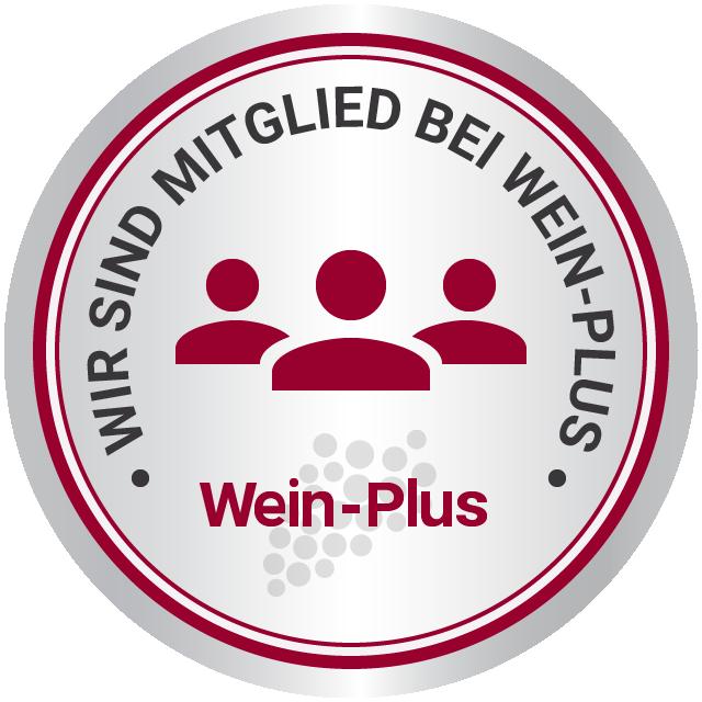 Wir sind Mitglied bei Wein-Plus